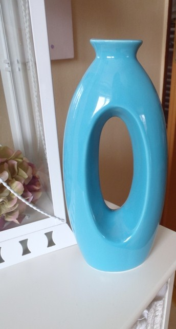 keramická váza,