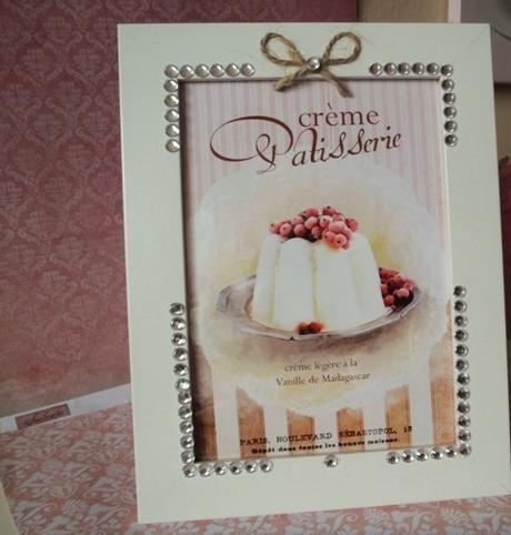 obraz koláč,