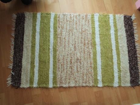 ručne tkaný koberec-100x60,