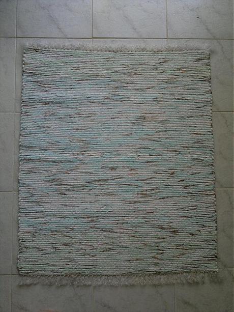 ručne tkaný koberec,