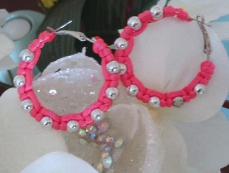 ružové kruhy,