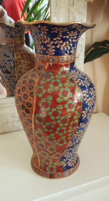 veľká čínska váza-30cm,