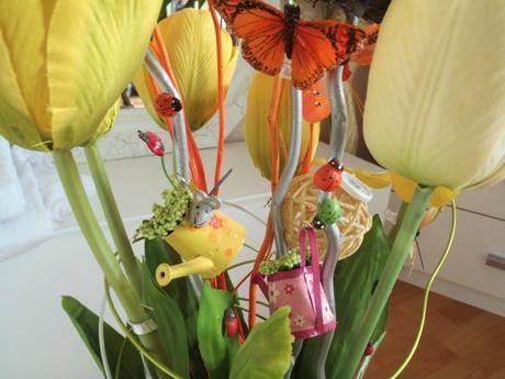 veľká kytica do detskej izbičky z tulipánov-1 mete,