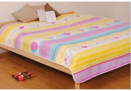 veľký prehoz na posteľ-224x200cm,