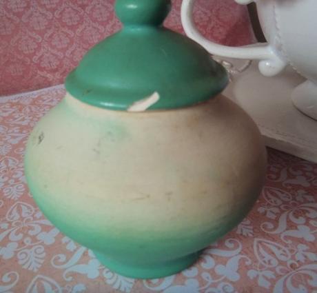 zelený mini ďžbánik,