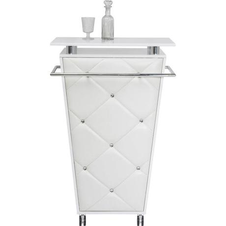 Bar Lady Rock Trolley White,