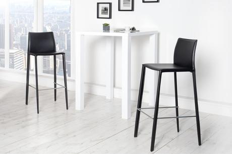 Barová stolička Balada Black,