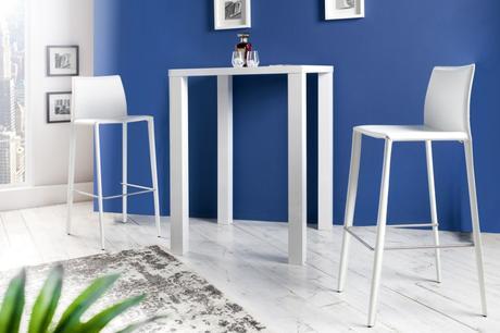 Barová stolička Balada White,