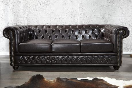 Chesterfield 3 brown,