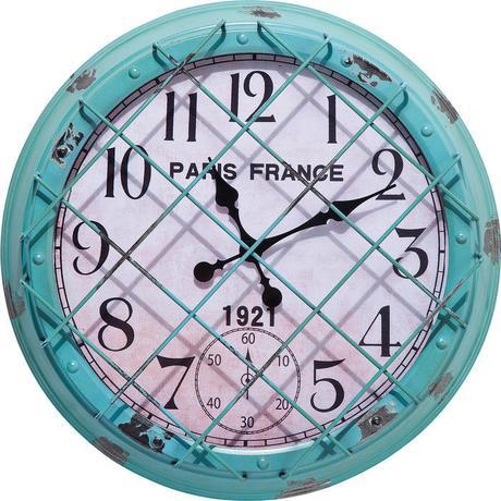 Hodiny Paris Grid,
