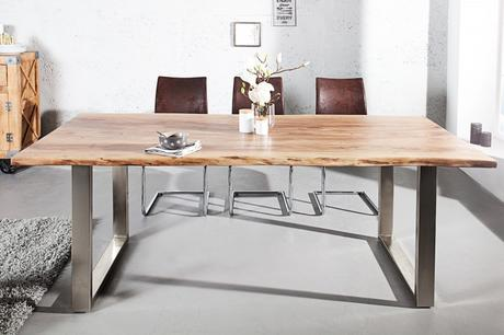 Jedálenský stôl Akazzie II Light,