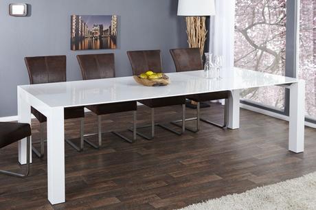 Jedálenský stôl Colonada 180-260,