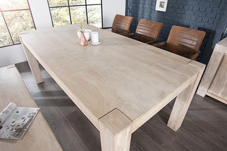 Jedálenský stôl Goblin White 200,