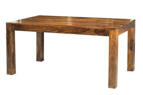 Jedálenský stôl Makassar Gloss 120,