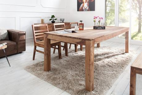 Jedálenský stôl Makassar Pure 160,