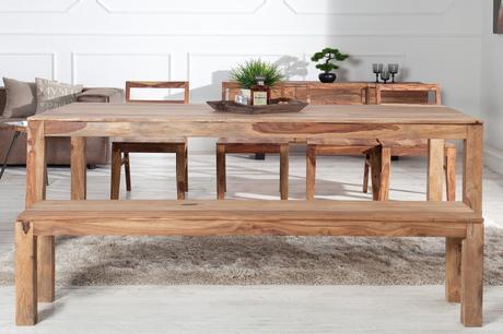 Jedálenský stôl Makassar Pure 200,