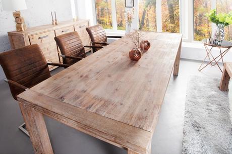 Jedálenský stôl Montreal II White,