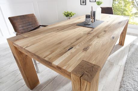 Jedálenský stôl Wild Oak 160,
