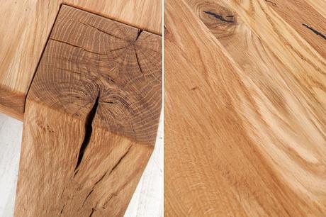 Jedálenský stôl Wild Oak 200,