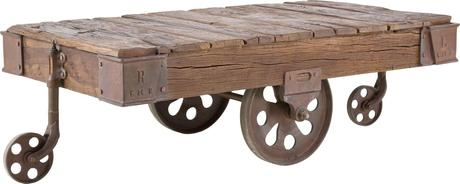 Konferenčný stolík Railway,