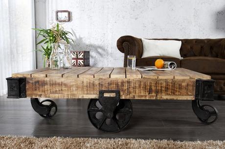 Konferenčný stolík Wagon,