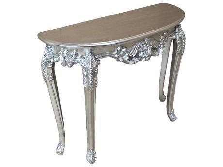 Konzola Venezia Silver,