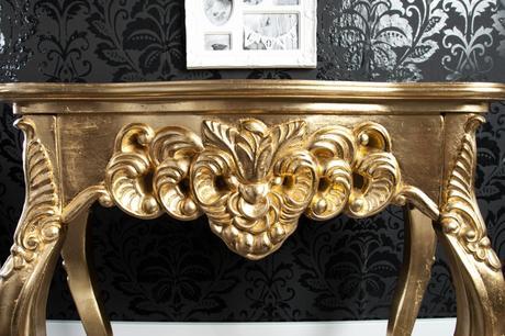 Konzola Venice Gold S,