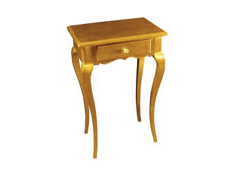 Konzola Venice S Draw gold,