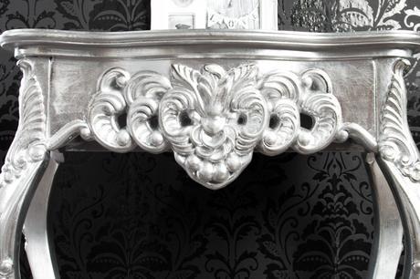 Konzola Venice Silver S,