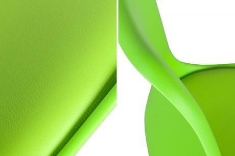 Kreslo Scubia Green,