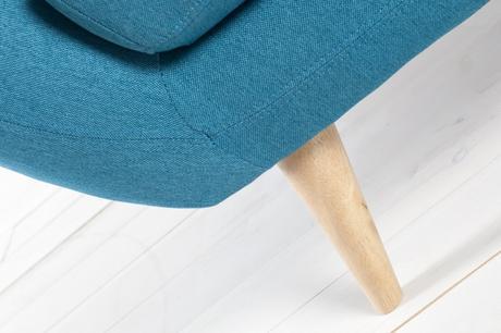 Kreslo Sofa Retro Blue,