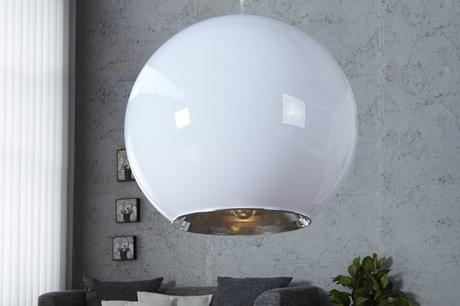 Lampa Big Ball white,