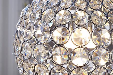 Lampa Crystal Globe,