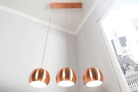 Lampa Duncan Triple,