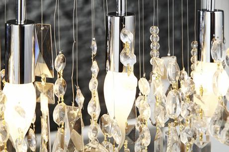 lampa Flaming Diamonds,