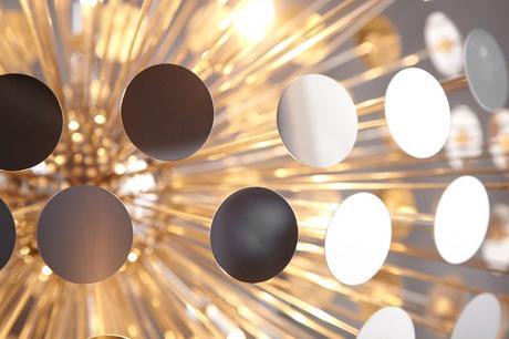 Lampa Infinity,