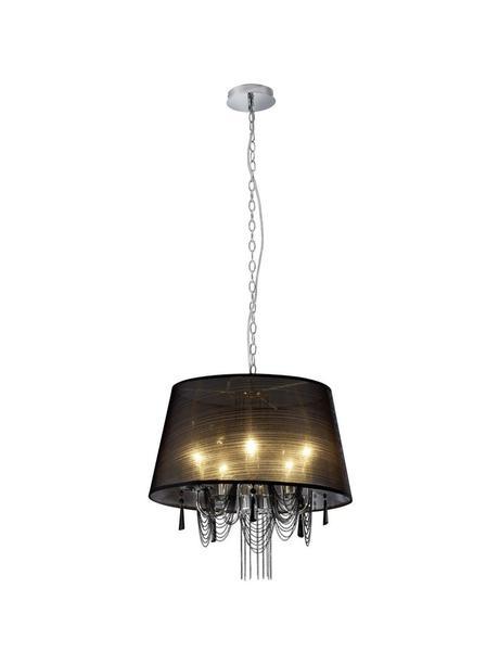 Lampa Villa black,