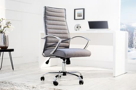 Pracovná stolička Big Deal Grey,