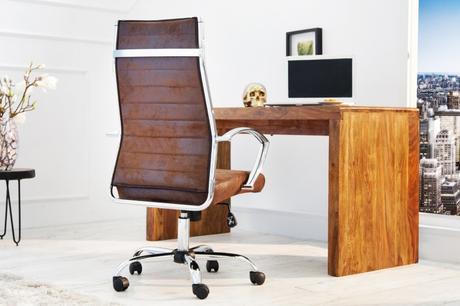 Pracovná stolička Big Deal Vintage,