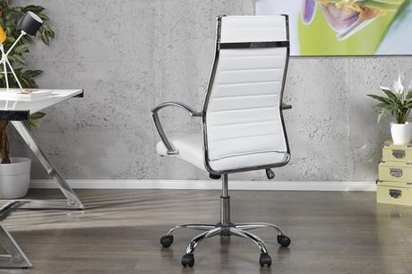 Pracovná stolička Big Deal Wht,