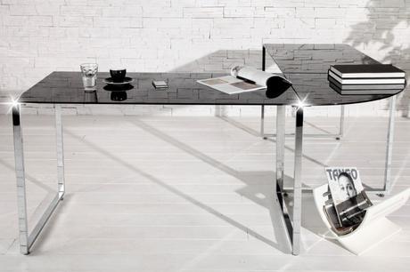 Pracovný stolík Studio black,