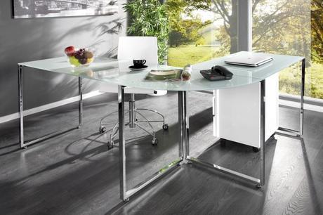 Pracovný stolík Studio Glass,