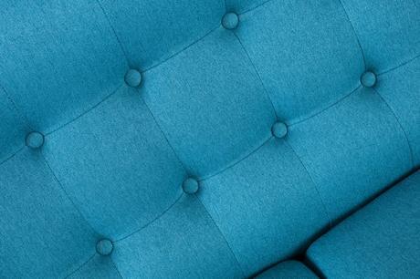 Sedačka 2 Sofa Retro Blue,