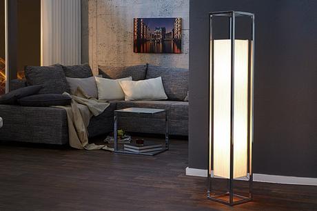 Stojanová lampa Agapune,