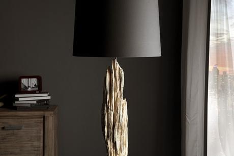 Stojanová lampa Rouselin Black,