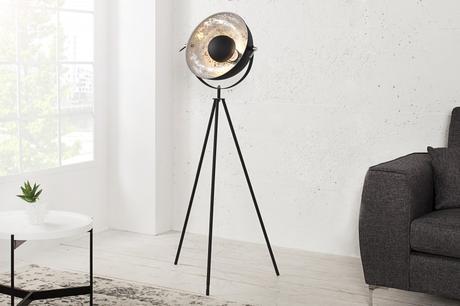 Stojanová lampa Studio Black 140,