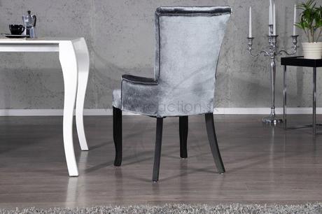 Stolička Barocco Set,