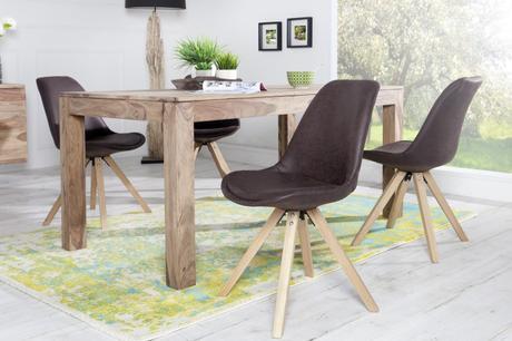 Stolička Scener Chair Coffee,