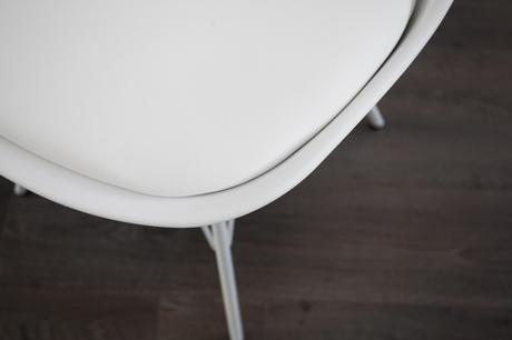 Stolička Scener Retro White,