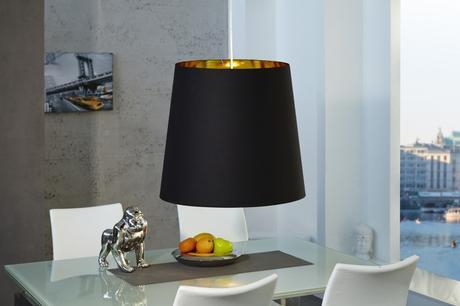 Závesná lampa Dark Sapphire,